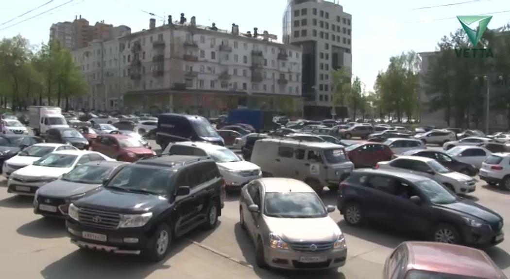В Перми открывают перекресток Комсомольского проспекта и улицы Луначарского