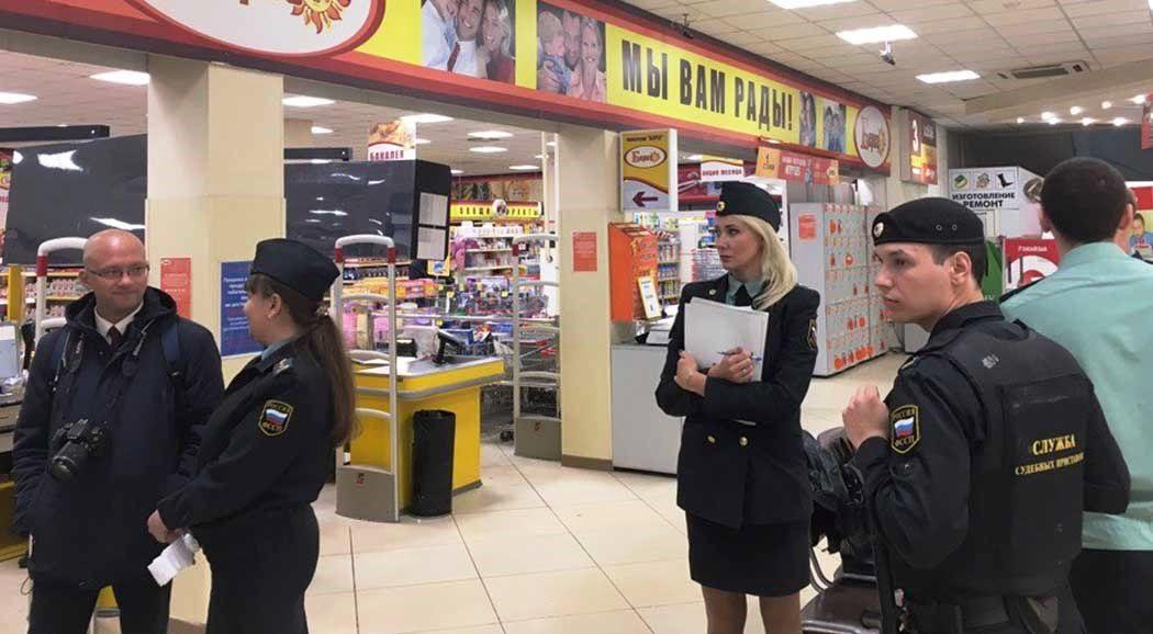В Перми закрыли торговый центр «КИТ»